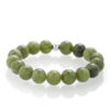 Zelený jadeit - náramok